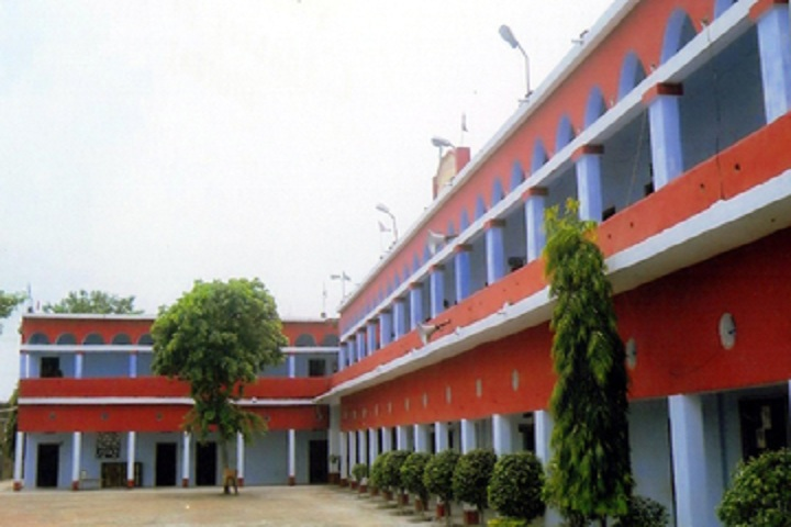 Modern Era Higher Secondary School-school building