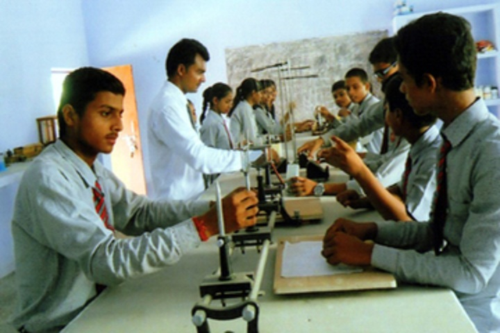 Modern Era Higher Secondary School-science lab