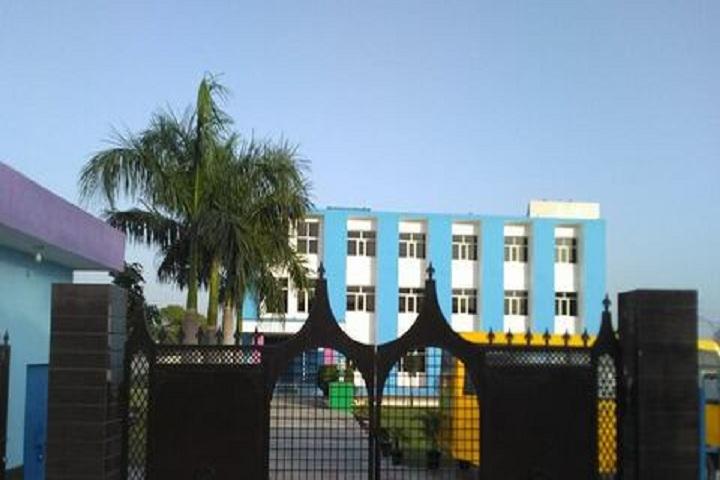 Mussoorie Public School - School Building