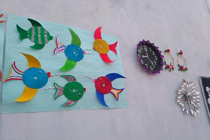 The Diksha School-Art