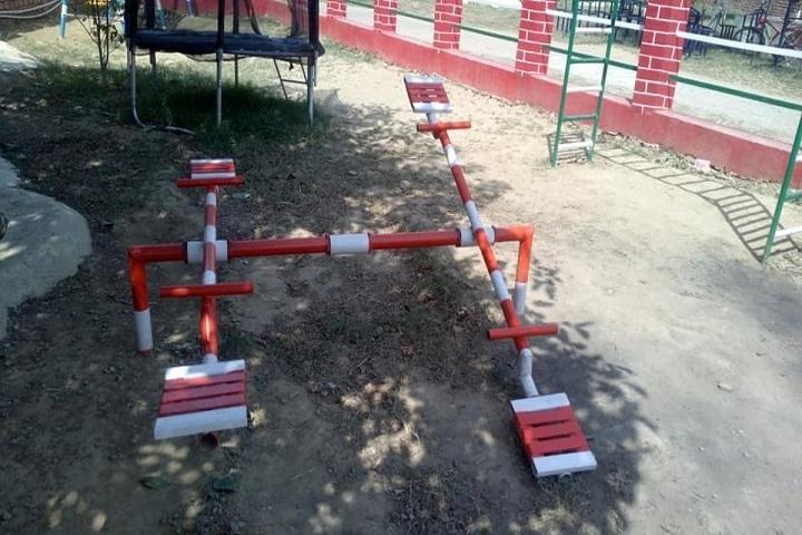 The Diksha School-Children Play Ground