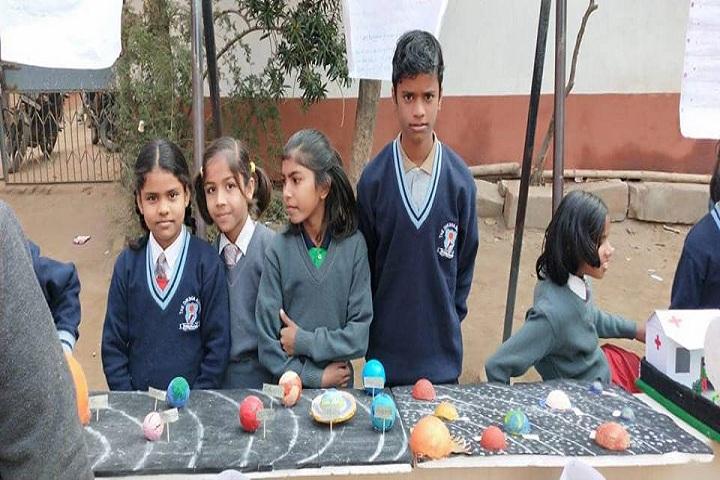 The Diksha School-Science Exhibition