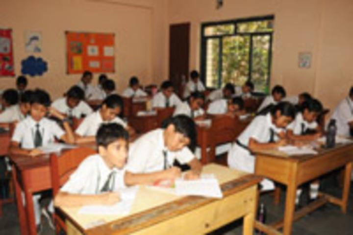 The Diksha School-Classroom