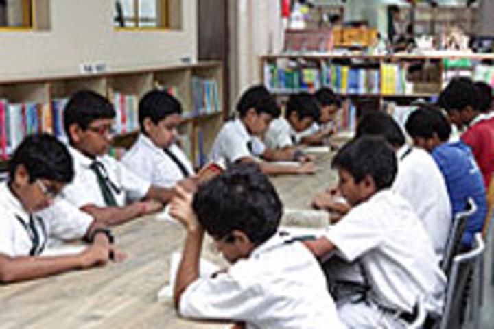 The Diksha School-Library