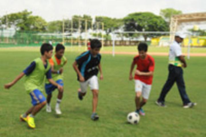 The Diksha School-Sports