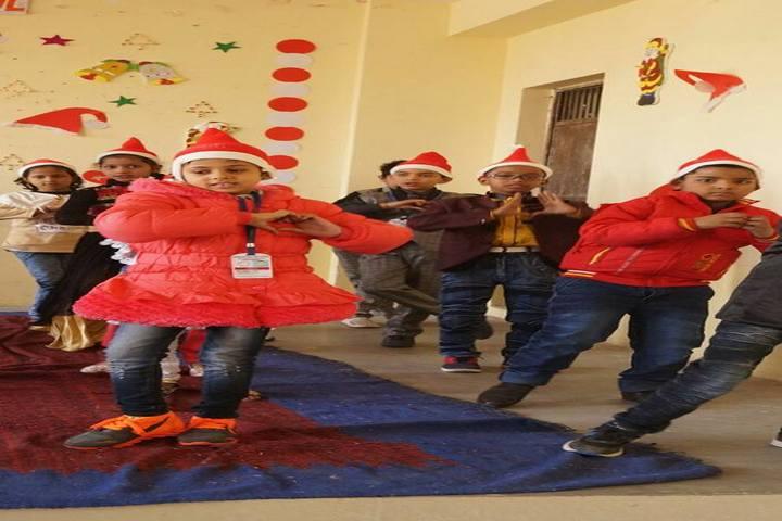 Modern National Public School-Christmas Celebrations