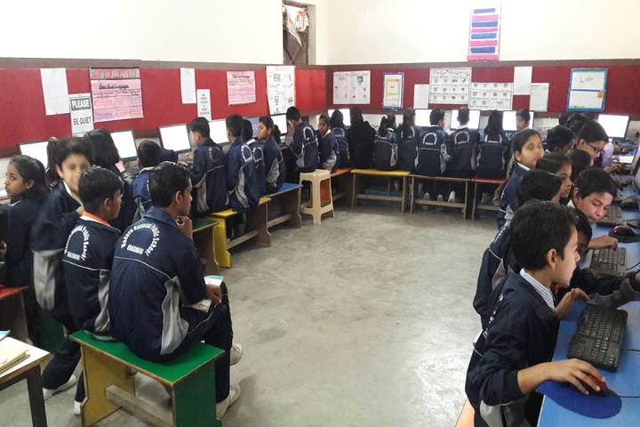 Modern National Public School-Computer lab