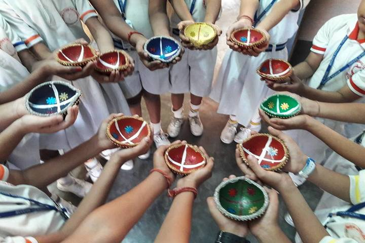 Modern National Public School-Diwali Celebrations