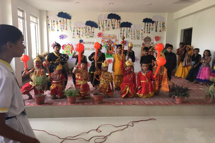 Modern National Public School-Dusshera Celebrations