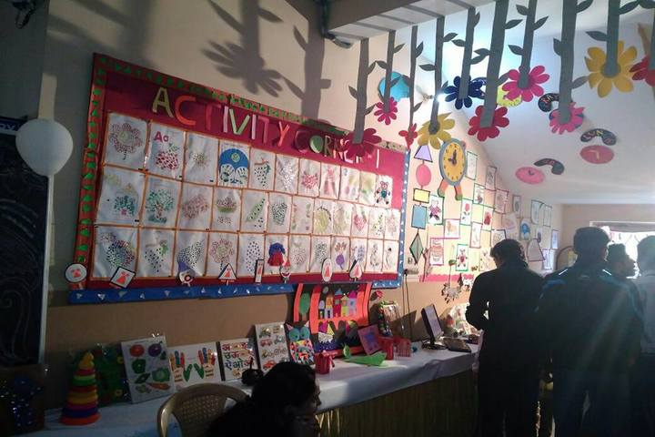 Modern National Public School-Exhibition