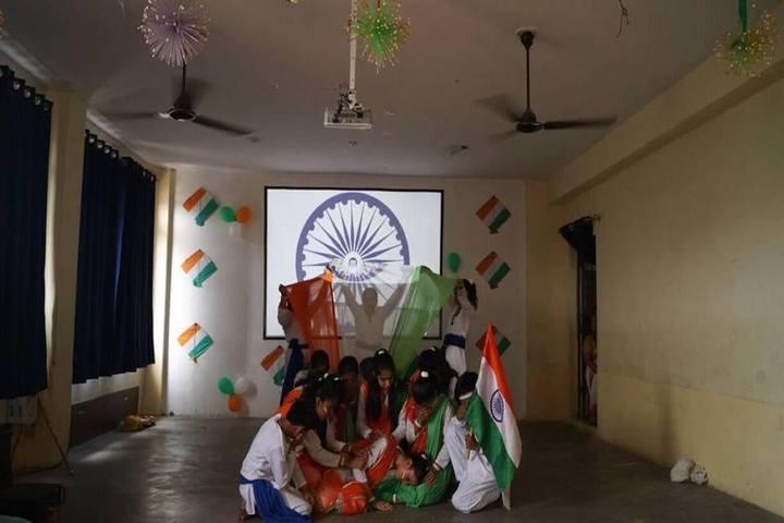 Modern National Public School-Republic day