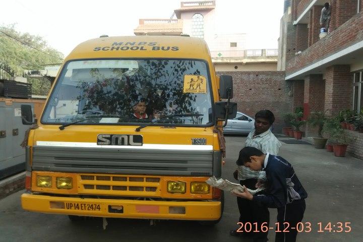 Modern National Public School-Transport