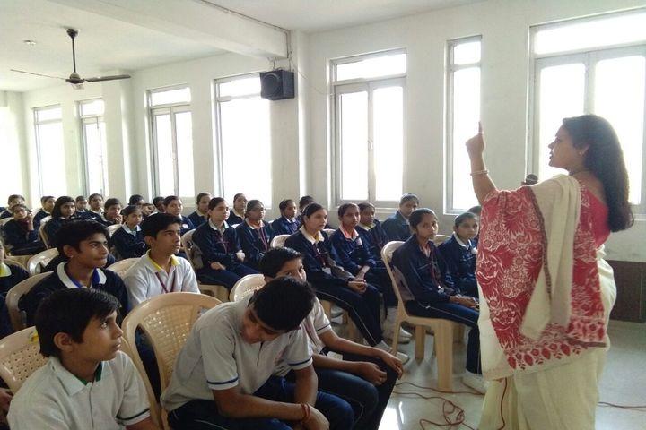 Modern National Public School-Workshop