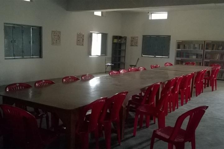 Modern Public School-Library