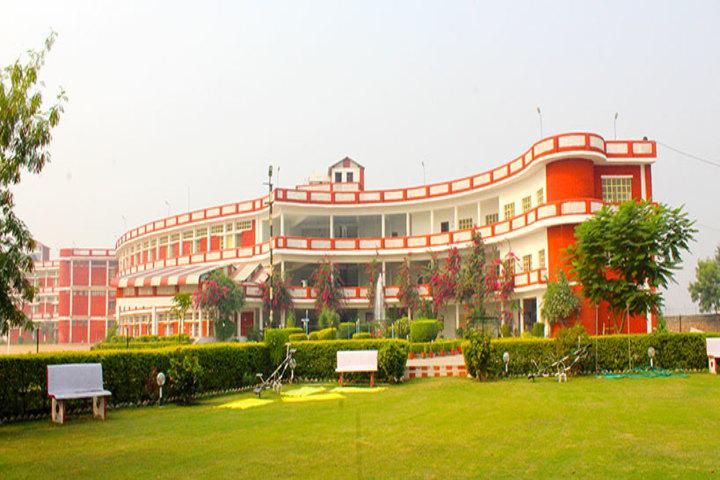 Modern Public School-Campus view