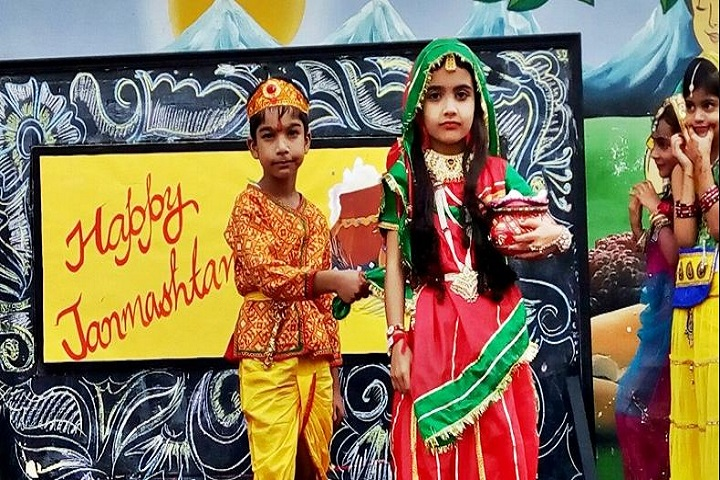 Modern Public School-Janmasthami Celebrations