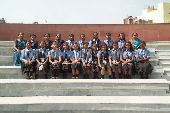 The Divine Public School-Students