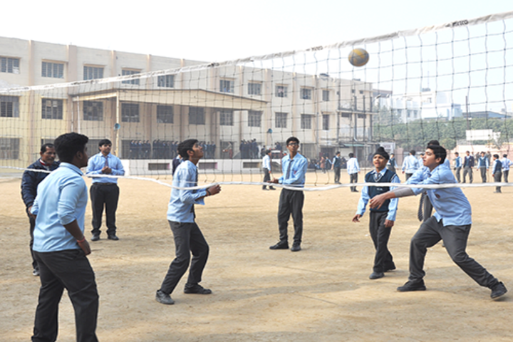 Modern School-Sports