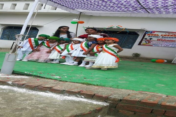 Moolchand Academy-independence day