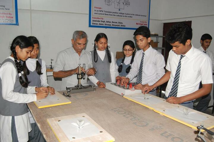 Moolchand Academy-maths lab