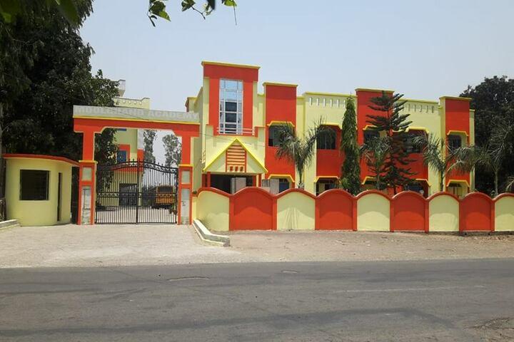 Moolchand Academy-school building