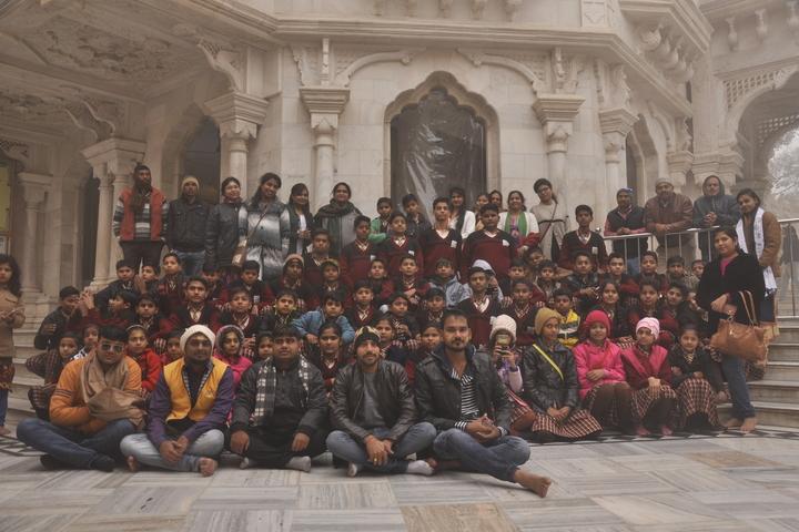 Moon International Public School-Excursion