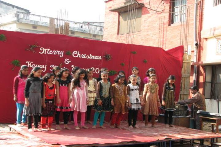 The Duncan Academy-Christmas Celebrations