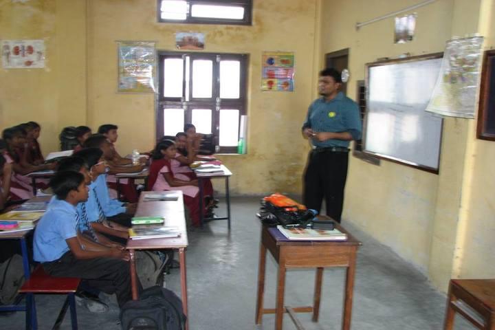 The Duncan Academy-Classroom