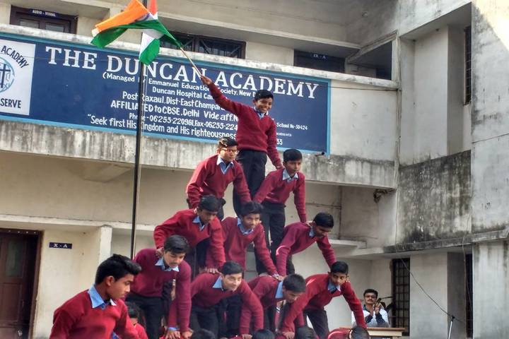 The Duncan Academy-Independence Day