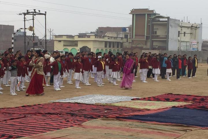 Morning Star Senior Secondary Academy - assembly