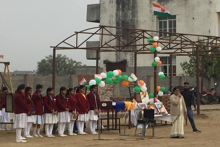 Morning Star Senior Secondary Academy - on independence day
