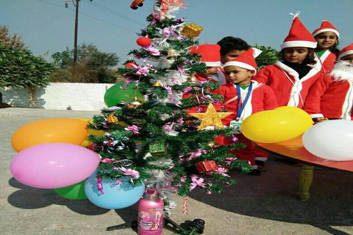 Mother Academy - christmas celebrations