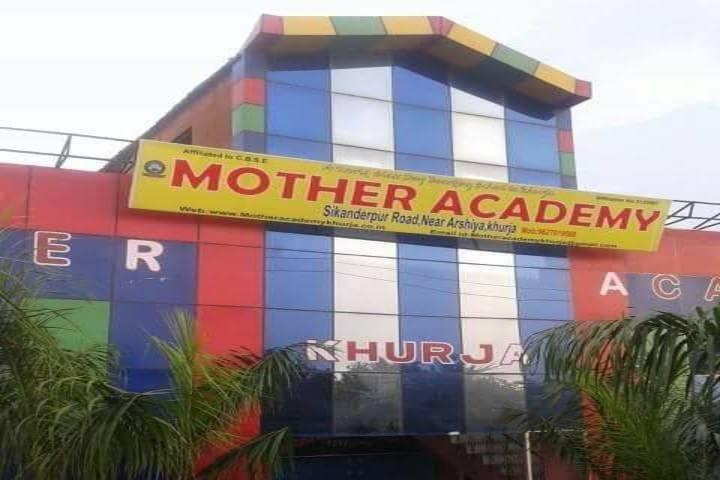 Mother Academy - school building