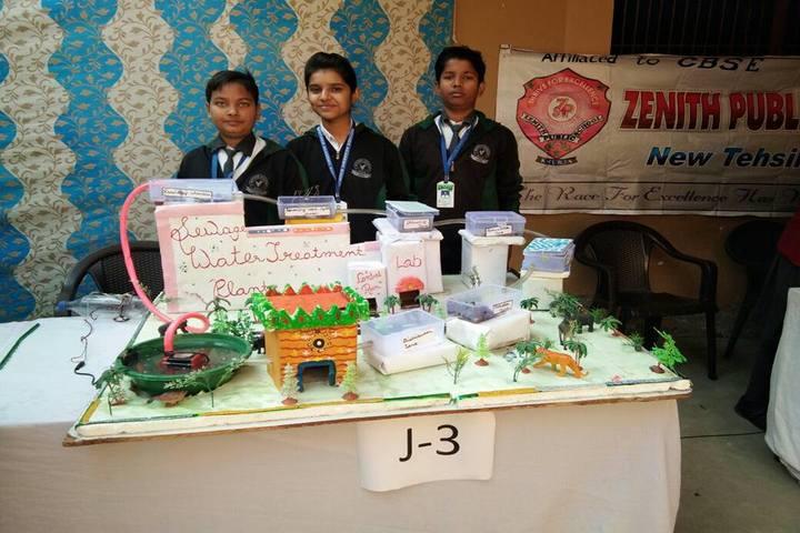 Mother Academy - school exhibition