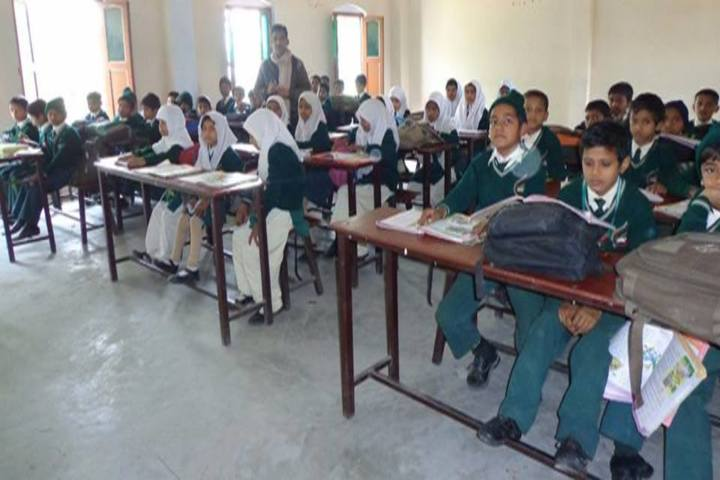 Mother Ayesha Children Academy - class room