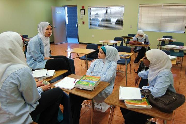 Mother Ayesha Children Academy - teaching