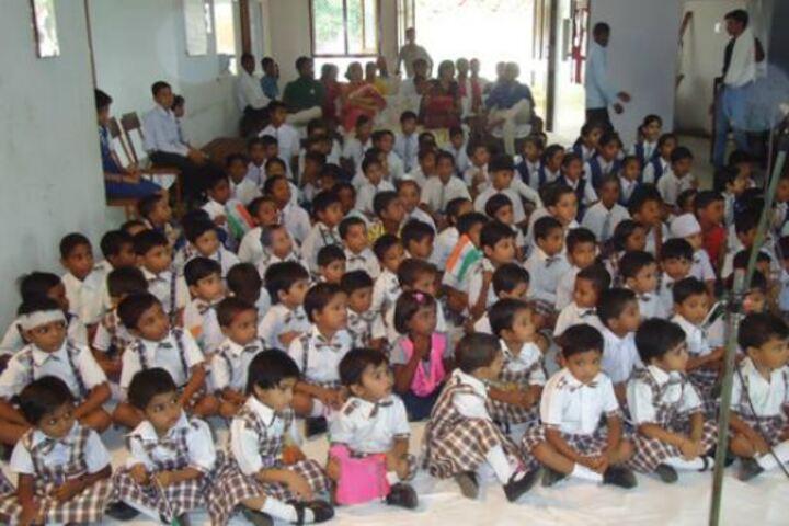 Mother Divine Public School-Students