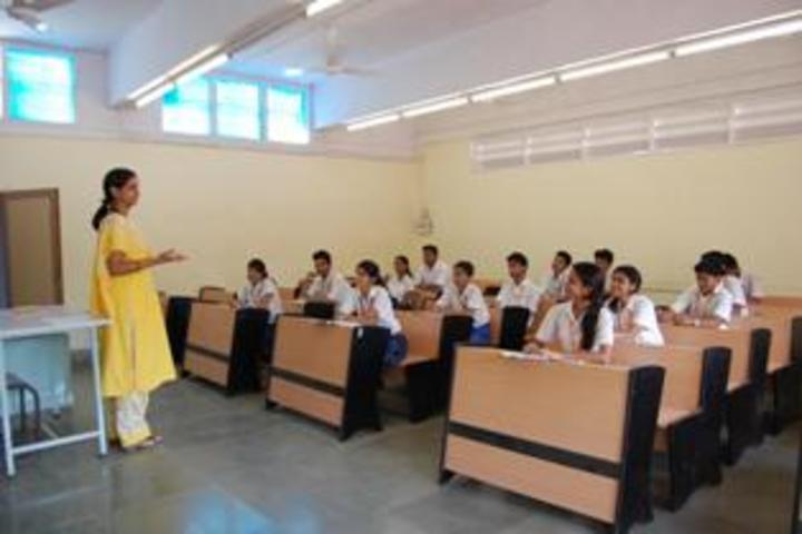 The Earth Public School-Classroom