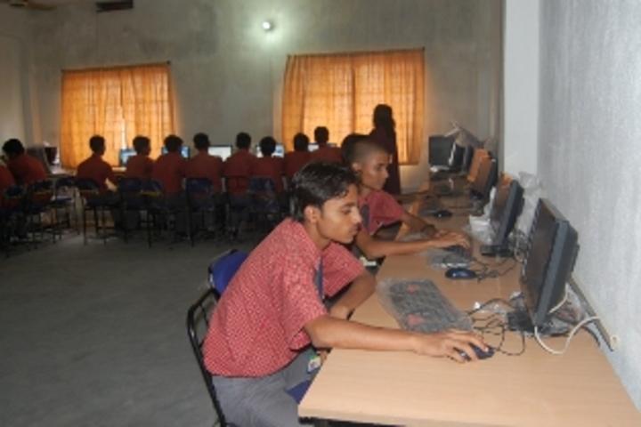 The Earth Public School-Computer Lab