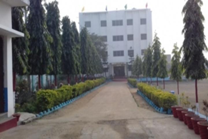 The Earth Public School-School Building