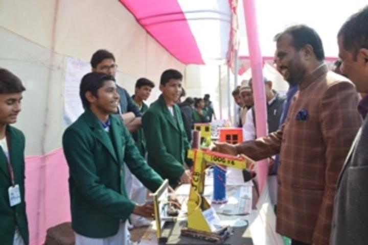 The Earth Public School-Science Exhibition