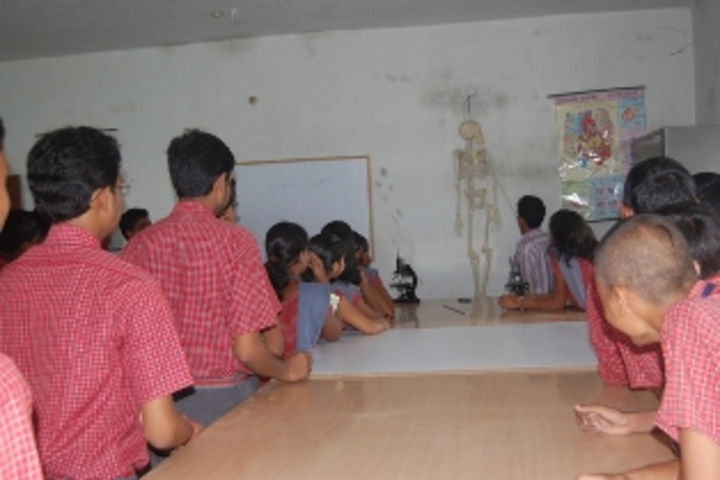The Earth Public School-Science Lab