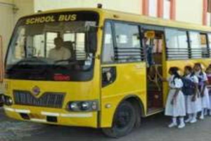 The Earth Public School-Transport