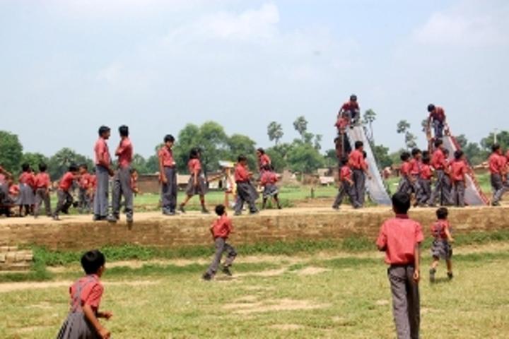The Earth Public School-play Ground