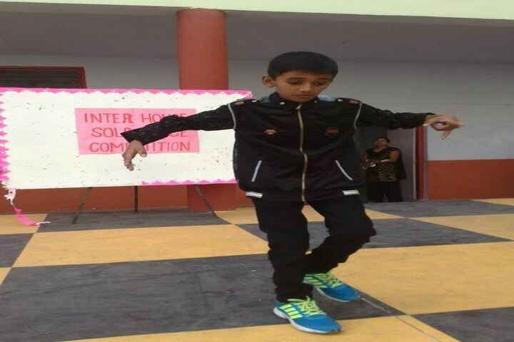 Mother Sita Public School-Dance Competition