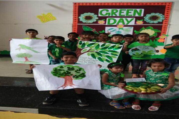 Mother Sita Public School-Green Day
