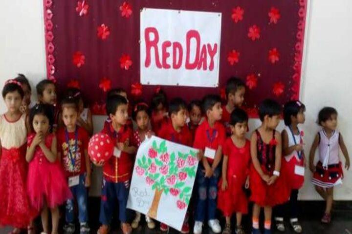 Mother Sita Public School-Red Day