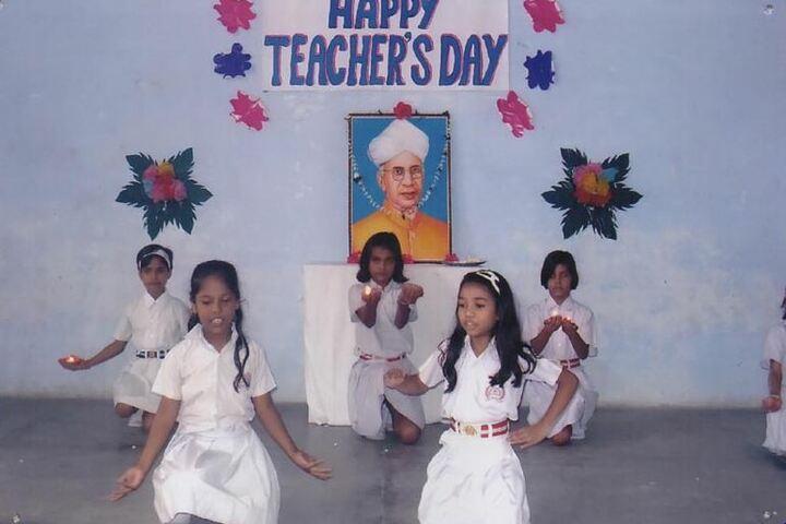 Mother Sita Public School-Teachers Day