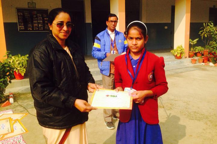 Mother Teresa Memorial School-Achievement