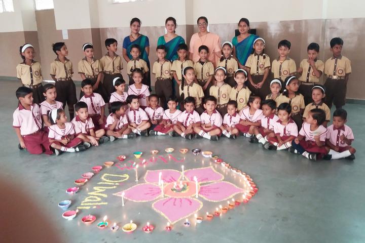 Mother Teresa Memorial School-Diwali Celebrations